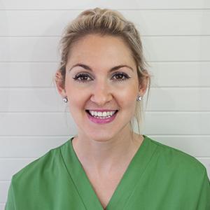 Natalie Chalk - Dental Nurse